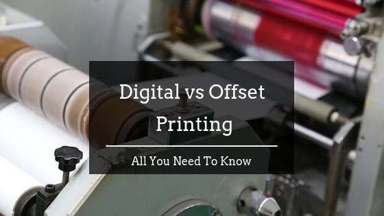 Digital vs Offset Printing Services