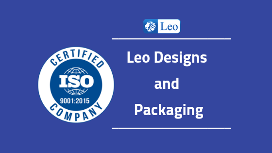 Leo Design ISO Certified Packaging company
