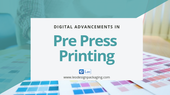 digital advancements of pre press printing