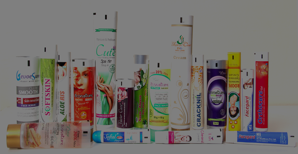 Laminated Tube Manufacturers in India