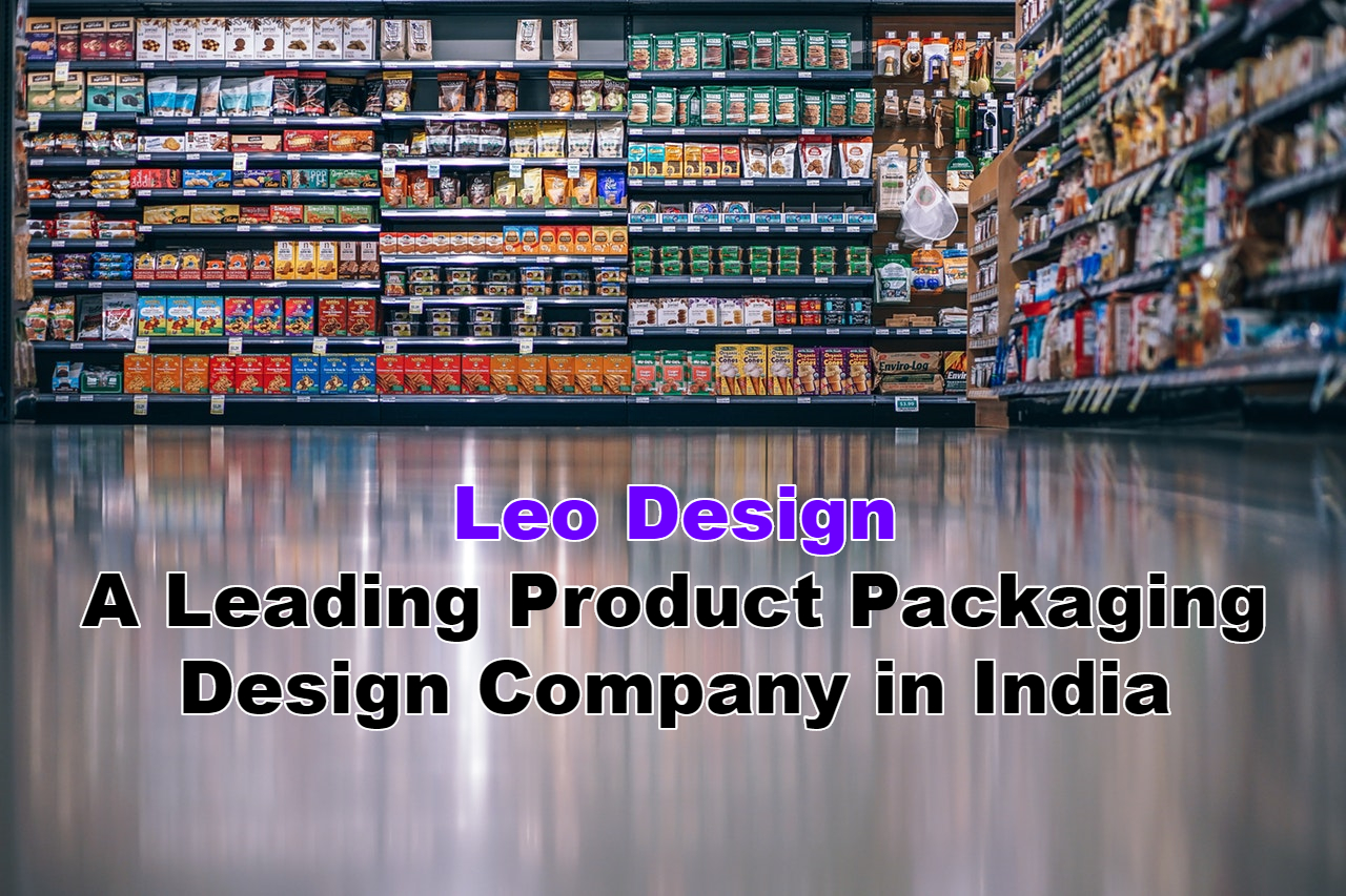Leading Product Packaging Design Company