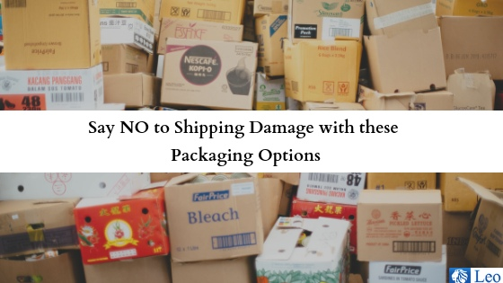 prevent shipping damage of products