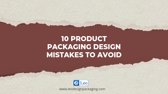product packaging design mistakes to avoid